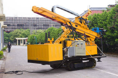 Full Hydraulic Water Well Drilling Equipment Soil Nail Drilling DTH Hammer Drill